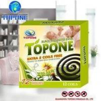 Buy cheap TOPONE Brand 12H best plant fiber mosquito coil from wholesalers