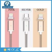 New product high quality magnetic charging cable usb micro android for iphone Manufactures