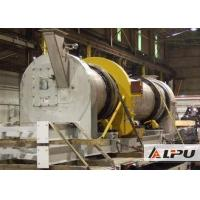 Buy cheap Hot Air Flow Rotary Drum Industrial Dryer Machine Clay Slag Coal Powder Sawdust Dryer product