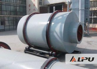 Quality Low Power Consumption Three Drum Rotary Dryer Material Less Than 20mm for sale