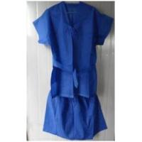 Buy cheap Disposable clothes Disposable Kimono (Disposable Sauna Suit) from wholesalers