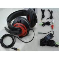 Buy cheap Game Headset/Headphone for PS3/PS4/xBox/Wiiu/3ds/Mac/PC/iPad/Home Theater, etc from wholesalers