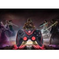 Buy cheap Android TV Tablet PC A8 Wireless Bluetooth Gamepad Joypad Game Controller for IPhone from wholesalers