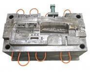 Buy cheap Van meter box Plastic injection mould from wholesalers