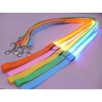 China Factory Direct Sale LED Light Up Leash For Dog With Nylon Material Manufactures