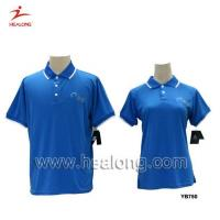 100% Cotton Embroidered Couple Polos
