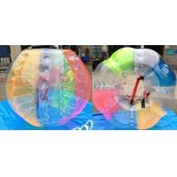 Buy cheap colorful soccer bubble ball(XGZB-039) from wholesalers