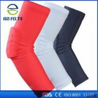 Buy cheap High Quality Elbow Support, Honeycomb arm sleeve basketball elbow support AFT-SE012 from wholesalers