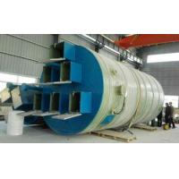 Buy cheap Overview of integrated prefabricated pumping station product