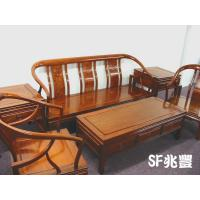 China Living Room Solid Rosewood Living Room Set, Ming Dynasty Style on sale