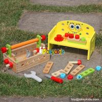 Buy cheap Best design educational toy wooden toddler tool set W03D060 from wholesalers