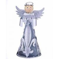 Buy cheap Angel Figurine - Silver Harp from wholesalers