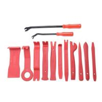 Buy cheap 13 pcs auto trim tool kit heavy duty door panel window remover with portable bag from wholesalers