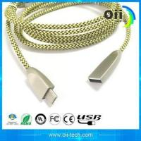 Wholesale 2016 High quality Braided USB Cable cable for iPhone from china suppliers