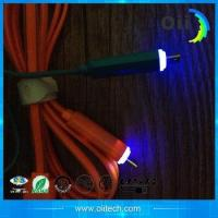 New LED Light Micro USB Charger Data Sync Cable Cord for iPhone 6 5 Led USB Cable Manufactures