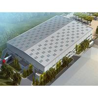 Long Life of Modern Design Farm Steel Structure Plant Manufactures