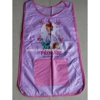 Buy cheap Apron Waterproof PVC Double Sided Children Pattern Apron from wholesalers