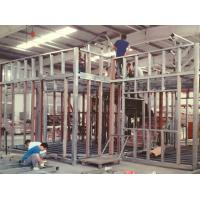 Prefab Metal Modern Steel Frame Buildings Homes Prices For Sale Manufactures