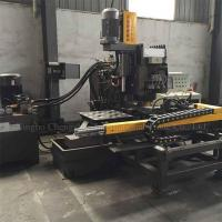 Buy cheap Full Automatic CNC Punch Machine For Steel Plate from wholesalers