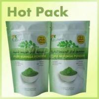 Buy cheap 100% Natural Pure Moringa Powder Safety Food Grade Stand Up Pouch from wholesalers