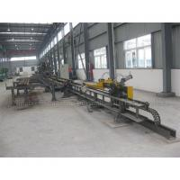 Buy cheap CNC Punching Marking Shearing Line For Angle from wholesalers
