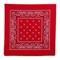 Buy cheap 100% Cotton Red Cowboys Classic Bandana from wholesalers