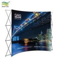 Buy cheap Full Print Backdrop Aluminum Display Stand product
