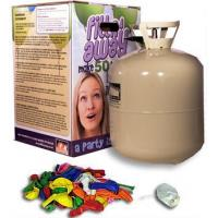 Buy cheap 30 balloons helium tank from wholesalers