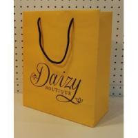 Buy cheap Cardboard paper bag rope handle -daizy from wholesalers