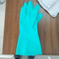 Buy cheap Cheap price cleaning gloves green rubber gloves working gloves from Chinese suppliers from wholesalers