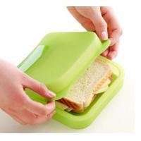 Buy cheap silicone sandwich box Food Storage Container from wholesalers