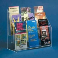 Buy cheap Acrylic Brochure Display Stand from wholesalers