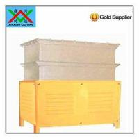 Buy cheap Power frequency electric induction steel/aluminum copper melting furnace from wholesalers