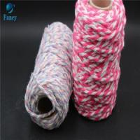 Buy cheap Hot Sale China Mop Yarn Cotton Poly White Yarn high quality cheap price Friction cotton yarn from wholesalers