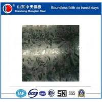 Buy cheap 750-1250mm galvanized sheets metal regular spangle from wholesalers