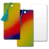 Wholesale d Lenticular Pvc Bookmark Yellow/Red/Blue Changing Colors from china suppliers