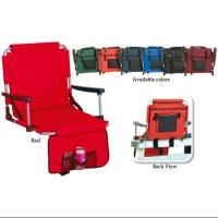 Buy cheap 20 Portable Stadium Seat With Arm Rests & Pockets from wholesalers