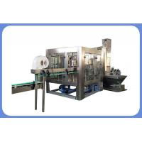Wholesale Automatic soft drink sparkling production line carbonated drink filling machine from china suppliers
