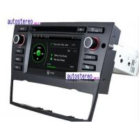 Buy cheap Android 4.0 Stereo for BMW 3 Series 318i 320i 325i E90 E91 E92 E93 2006+ from wholesalers