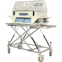 Buy cheap Ambulance trolley infant transport incubator with Battery from wholesalers