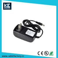 Buy cheap High Efficient Desktop Switching power supply 12v 24v 48v ac dc power adapter with CE certificate from wholesalers