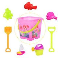 Buy cheap Molds pail and shovel outdoor water best beach castle adult sand toy from wholesalers