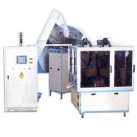 Full automatic 3 colors bottle uv screen printer