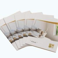Buy cheap Custom size catalogue printing booklet online brochure making from wholesalers