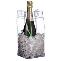 Buy cheap Single Bottle Wine Pouch Ice Cooler Bag For Wedding Gifts from wholesalers