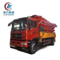Buy cheap 28 Meters Concrete Pump Trucks from wholesalers
