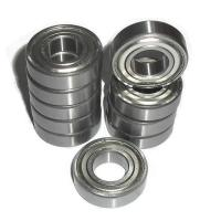 Buy cheap Sealed Single Row Deep Groove Ball Bearings product