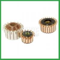 Buy cheap Split ring motor commutator of motor parts from wholesalers