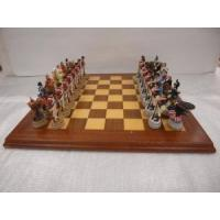 Buy cheap SA020 American Revolution chess set Chess set from wholesalers