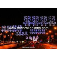 Buy cheap across street motif light,christmas holiday light,fancy light,decorative light from wholesalers